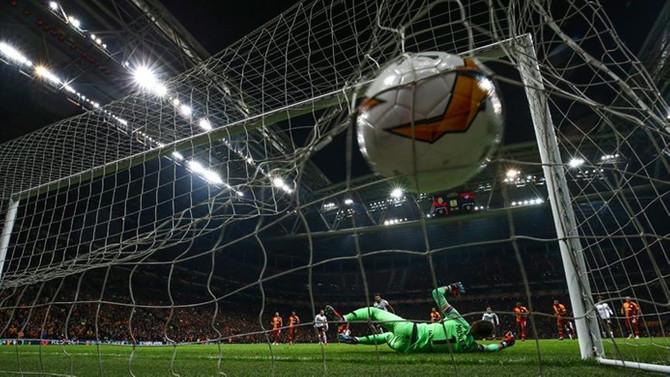 UEFA Avrupa Ligi'nde 8 maç oynandı
