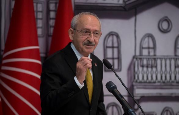 Kılıçdaroğlu: Türkiye, sosyal bir devlet değil