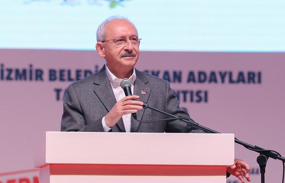 CHP, İzmir adaylarını tanıttı