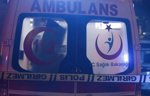 Ankara'da kışlada patlama: 5 asker yaralı