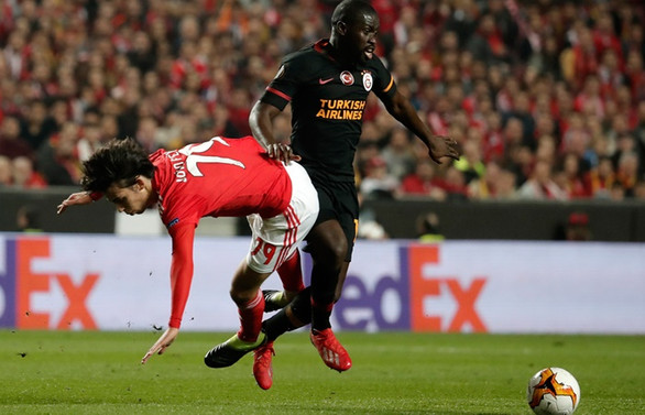 Galatasaray turu geçemedi