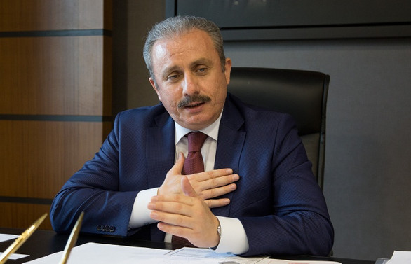 Mustafa Şentop, TBMM Başkanlığına aday oldu