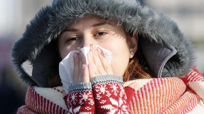 Komşuda grip 74 can aldı