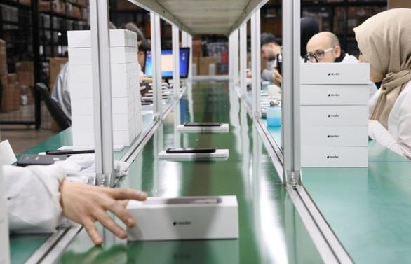 Samsun'da akıllı telefon üretiyor, 1 ay içinde satışa çıkacak