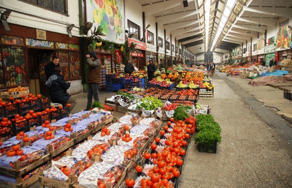 İstanbul'a Gıda Merkezi projesi