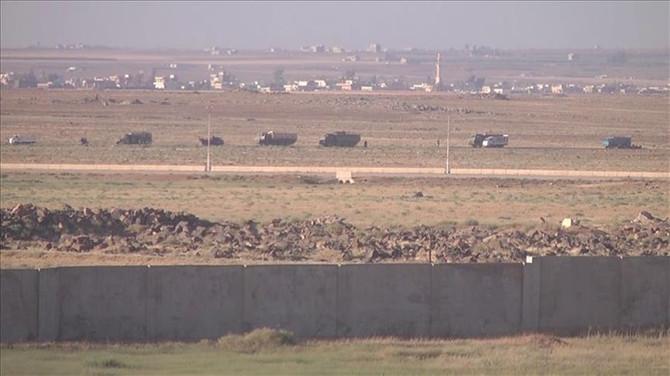 Türkiye-Suriye sınırını Ruslar korumak istiyor