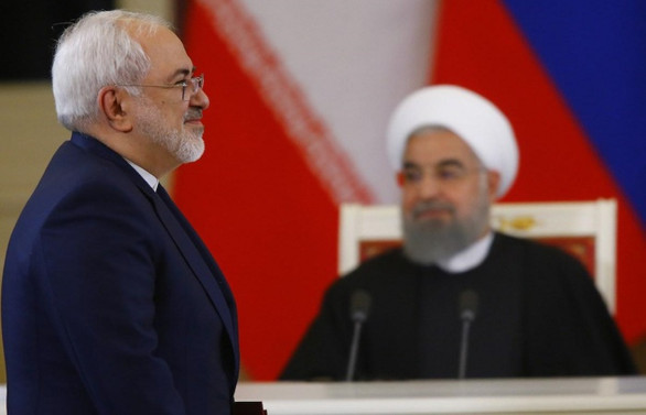 İran Cumhurbaşkanı, Dışişleri Bakanı Zarif'in istifasını reddetti