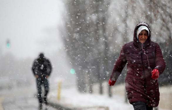 Ankara'da kar etkili oldu