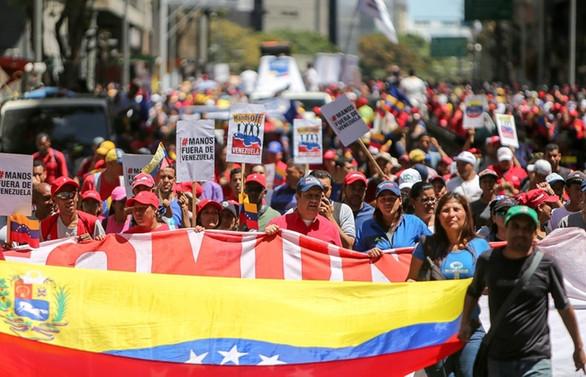ABD'den Venezuela'nın diyalog çağrısına ret