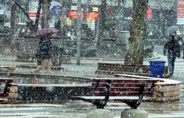 Meteorolojiden 10 ile yoğun kar uyarısı