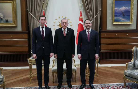 Beyaz Saray'dan Erdoğan-Kushner görüşmesine ilişkin açıklama