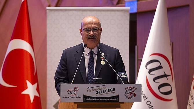 ATO Başkanı Baran: Stratejik alanlarda yerli üretim artırılmalı
