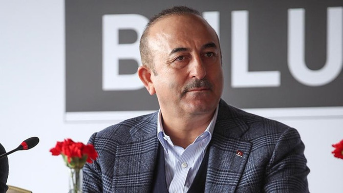 Çavuşoğlu: Irak'ın inşası için 5 milyar dolar kredi vereceğiz