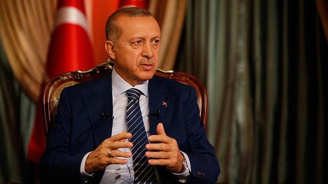 Erdoğan: Yatırımlarımızla yolumuza devam ediyoruz