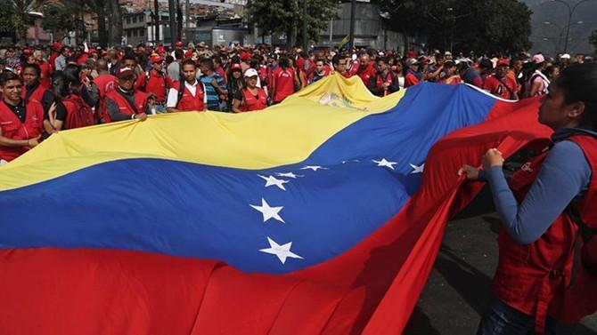 Uruguay'da Venezuela zirvesi