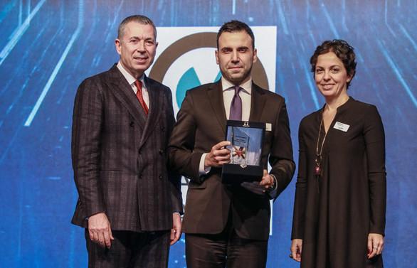 Vatan Kablo'ya Siemens'ten ödül