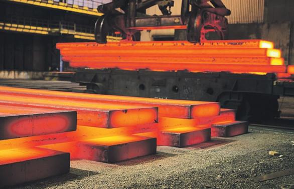 Korumacılığa rağmen çelik ihracatı arttı