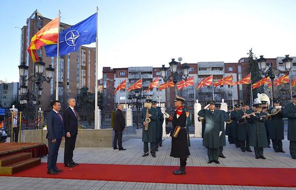 Makedonya, NATO üyesi oluyor