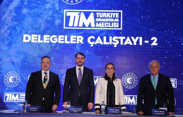 İhracat ailesi İstanbul'da buluştu
