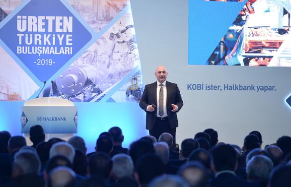 Halkbank, Gaziantepli KOBİ'lerle buluştu
