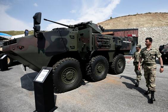 'Savunma sanayi şirketlerini Silah İhtisas OSB'ye teşvik edeceğiz'