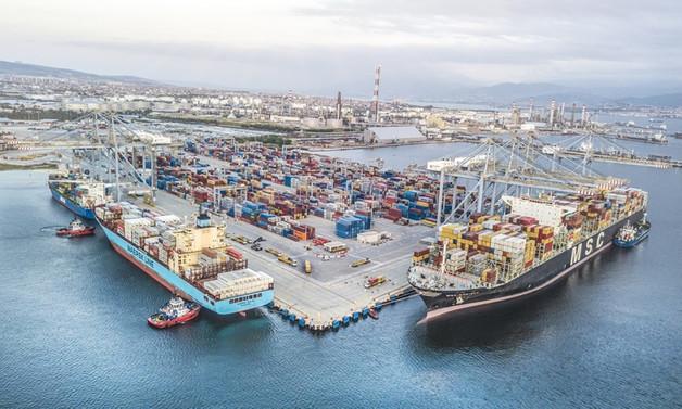 DP World ISO 28000'i alan ilk liman oldu