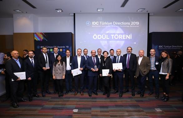 IDC'den Koç Topluluğu'na 13 ödül