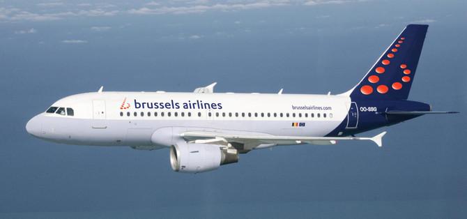 Brüksel uçuşlarına grev engeli
