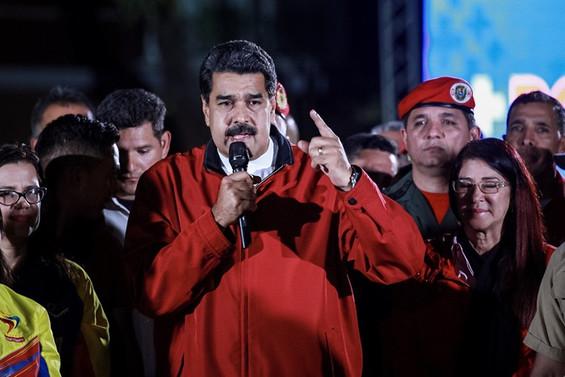 Maduro, elektrik kesintisinden ABD'yi sorumlu tutuyor