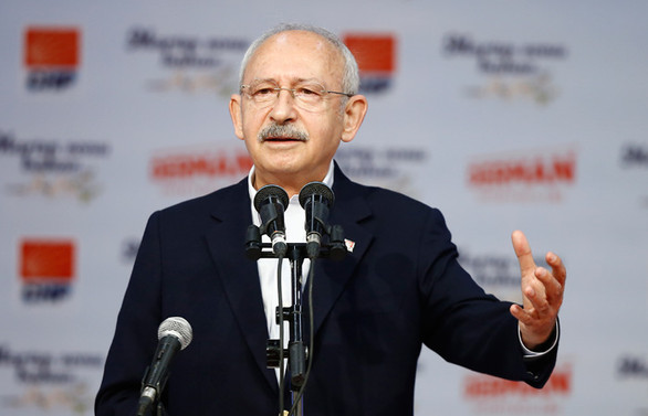Kılıçdaroğlu: Hal esnafı terörist oldu
