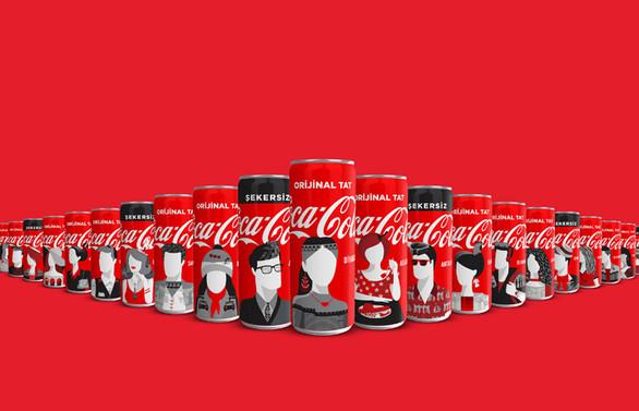 Coca-Cola, Türkiye'nin güzelliklerini kutularına taşıdı