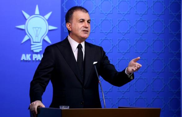 AK Parti sözcüsü: S-400 eleştirileri mantıksız bir noktaya vardı