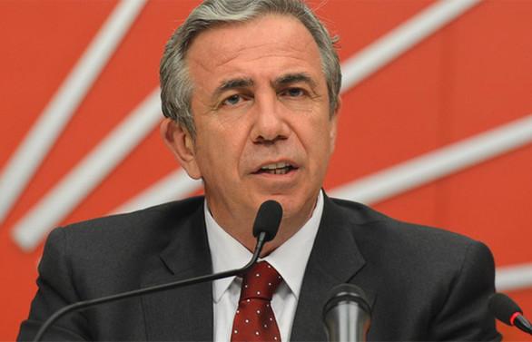 CHP'nin Ankara adayı Mansur Yavaş'tan iddialara yanıt