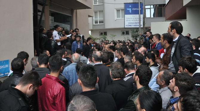 İŞKUR, 1,25 milyon kişiye aracılık yaptı