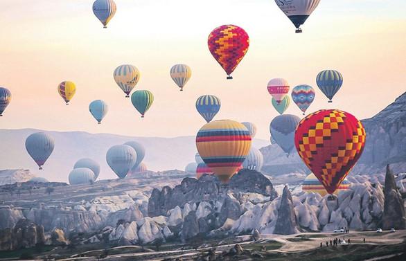 Yerli ve milli sıcak hava balonu geliyor
