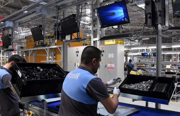 EBRD'den Arçelik'e 1 milyar lira kredi