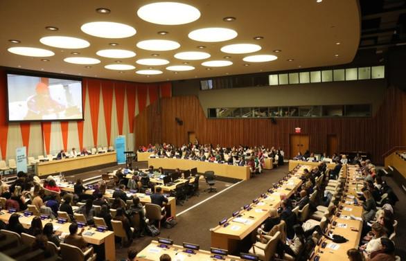 Coca-Cola İçecek CEO'su, BM toplantısında çalışmalarını anlattı