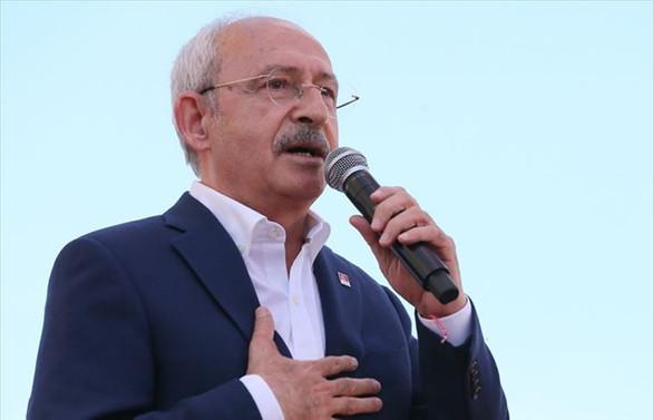 Kılıçdaroğlu: Demokrasi için mücadele ediyoruz