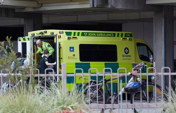 Terör saldırısında ölü sayısı 50'ye yükseldi