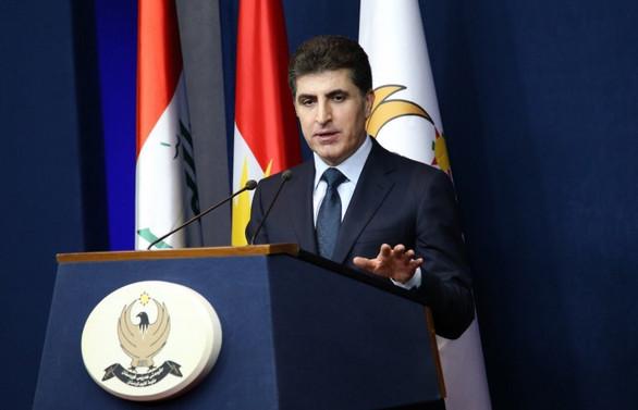 Barzani'den petrole dayalı ekonomi açıklaması