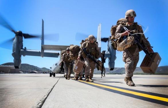 ABD'den bin asker kalacak iddiasına yalanlama