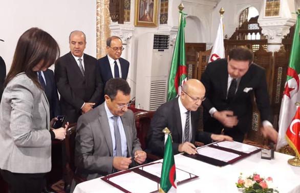 Türk şirketi Cezayir'de fabrika kuruyor