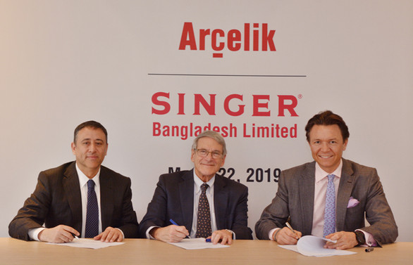 Arçelik, Singer Bangladesh'i satın alıyor ile ilgili görsel sonucu