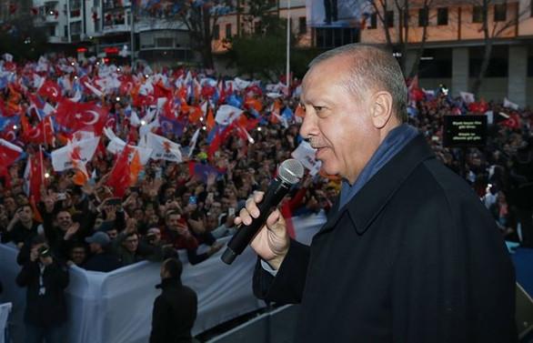 Cumhurbaşkanı Erdoğan: Bu ülkeyi, bu milleti bölemeyecekler