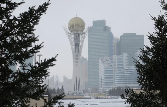 Astana gitti, Nur-Sultan geldi