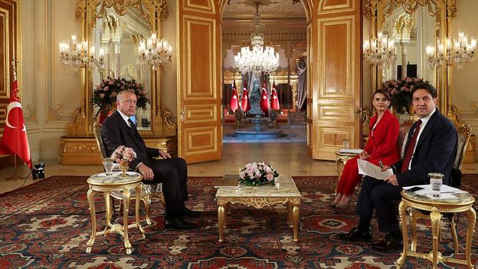 Erdoğan: Manipülasyon yapanların gözünün yaşına bakmayız