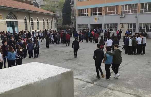 Denizli'de deprem nedeniyle eğitime iki gün ara verildi