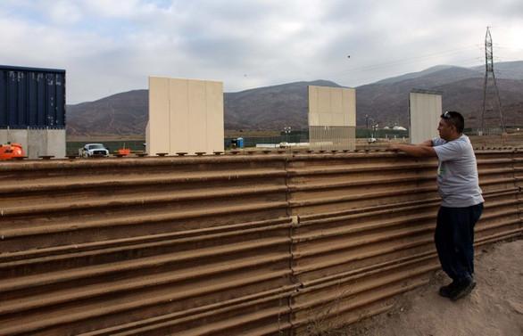 Trump'ın duvarına 1 milyar dolarlık fon