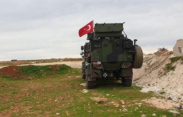Türkiye ve Rusya'dan Tel Rıfat'ta ilk bağımsız devriye