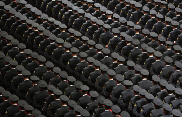 TSK'dan FETÖ ile mücadele kapsamında 1164 personel ihraç edildi